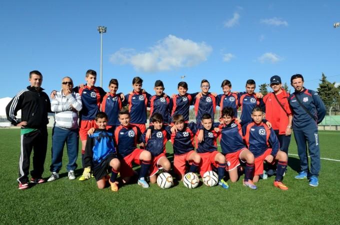 Polisportiva Isili Giovanissimi 2014-2015