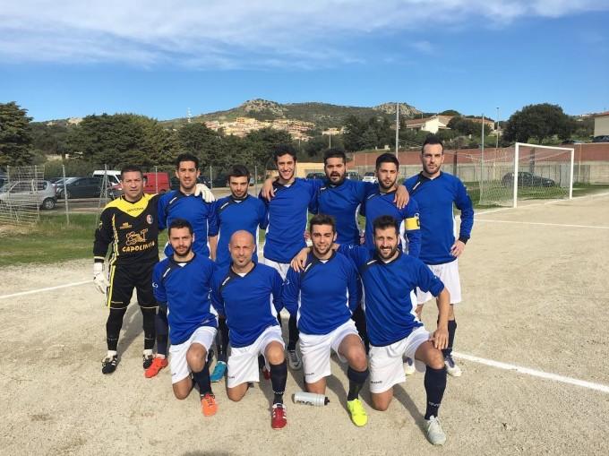 Trinità d'Agultu Calcio 2015-2016
