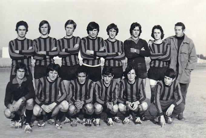 US Luogosanto Juniores - 1971-1972 DUE
