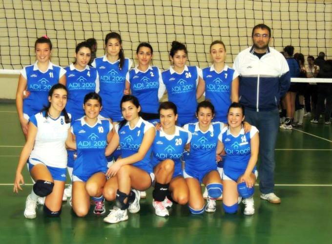 ASD Volley Gesturese - Gesturi 2013-2014
