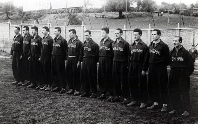 Monteponi Iglesias 1948-1949 - Prima divisione