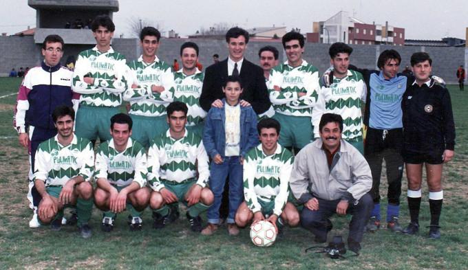 Rappresentativa Villasor - Cagliari Calcio - Serramanna 1991 UNO