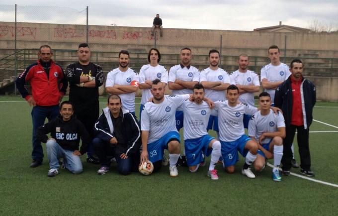 Uragano Escolca calcio a5 2015-2016