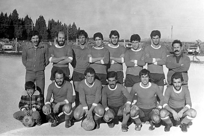 Villasor UISP 1975-1976