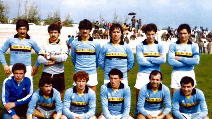Budoni Calcio - anni settanta CINQUE