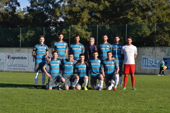 Serramanna Calcio 2016-2017