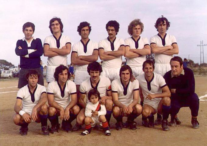 US Luogosanto - 1974-1975 TRE