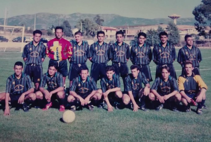 Baunese Calcio 1998-1999