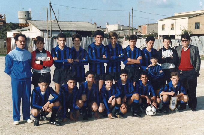 Libertas Villasor Allievi 1986-1987