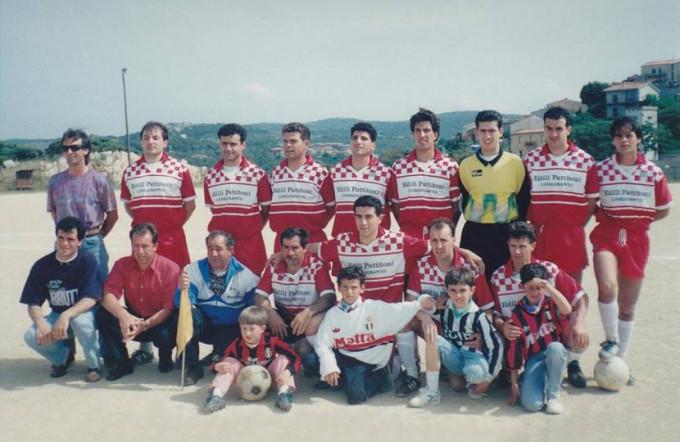 Polisportiva Luogosanto - 1991-1992