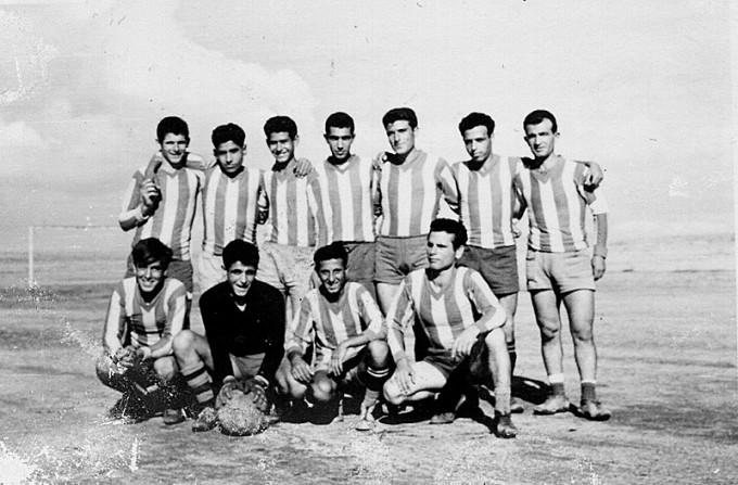 Robur Pardu nou - anni cinquanta