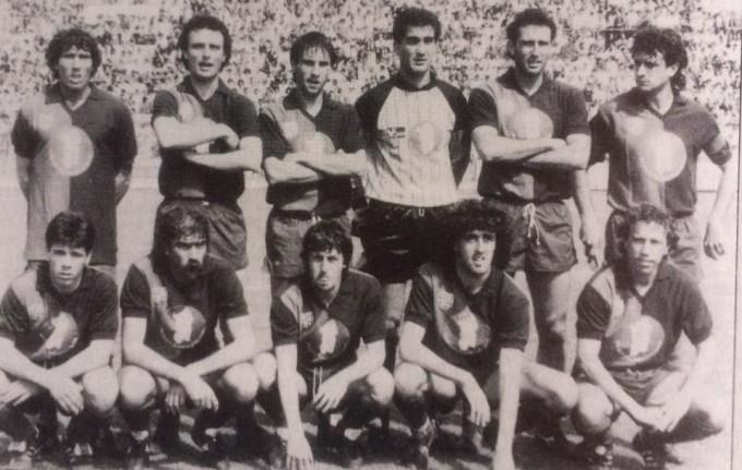 SEF Torres 1986-1987