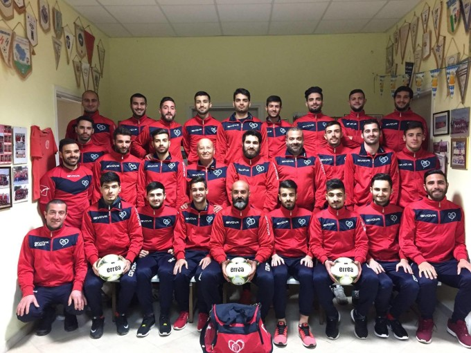 Selargius 91 Calcio · 2016-2017