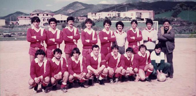 Tertenia Calcio - 1983-1984