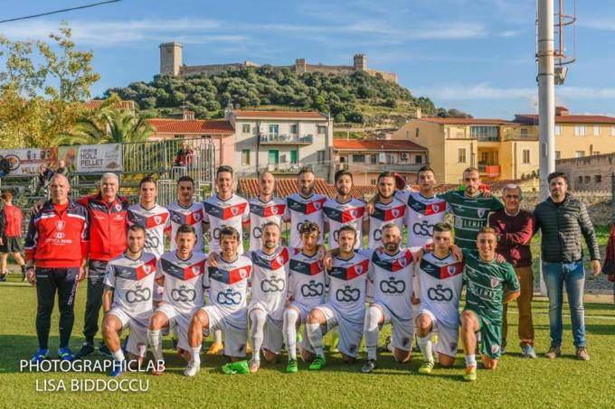 Bosa Calcio 2016-2017