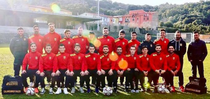 Calangianus Calcio · 2016-2017