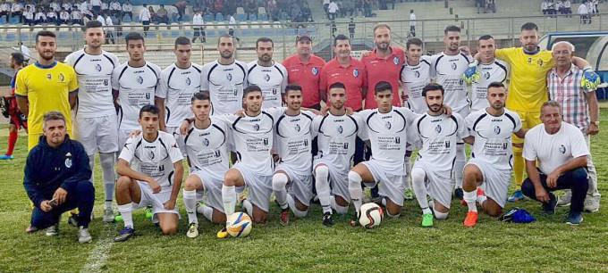Carbonia Calcio 1939 · 2016-2017