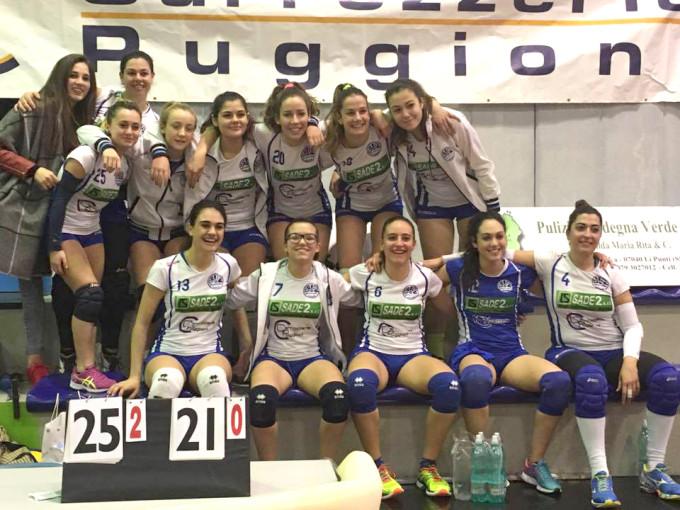 Orion Volley · Sassari 2016-2017