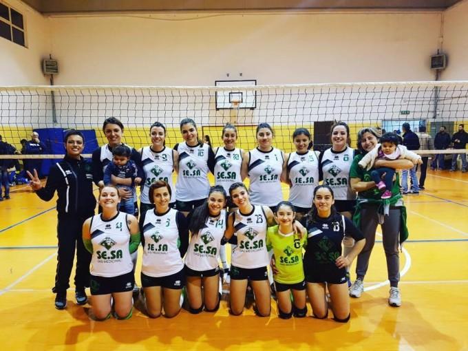 Quadrifoglio Volley · Porto Torres 2016-2017