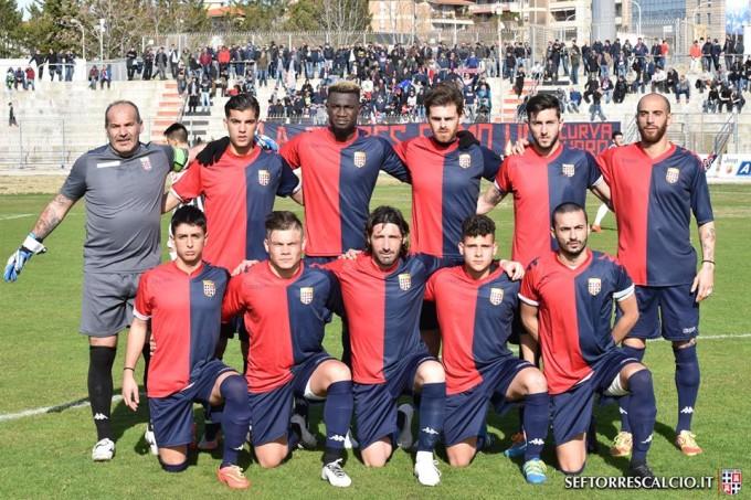 SEF Torres · Sassari 2016-2017