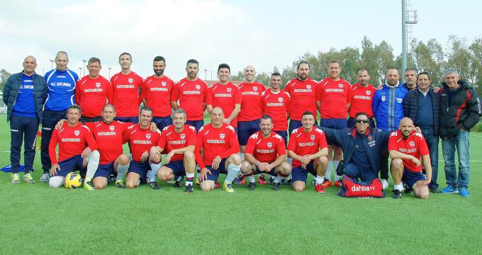 Saturnia Calcio - 2016-2017