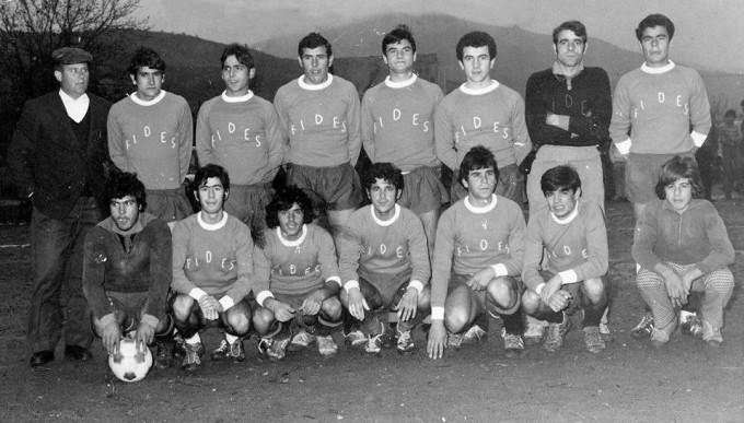 Tertenia Calcio anni sessanta