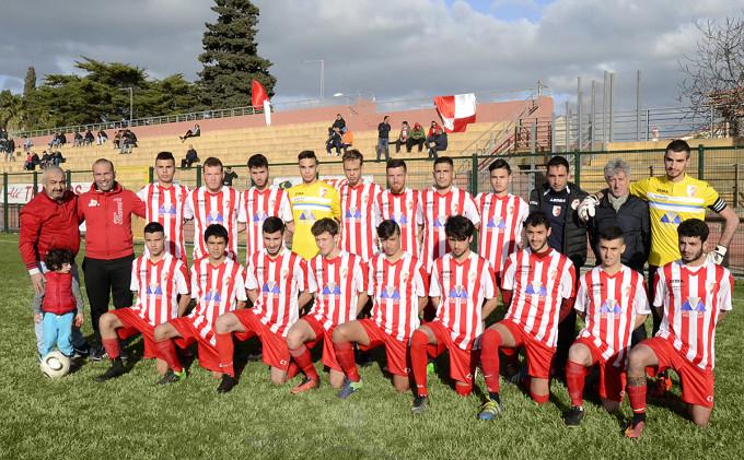 Tharros Calcio - Oristano 2016-2017