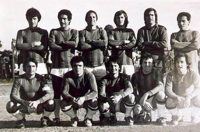 US Luogosanto - 1975-1976