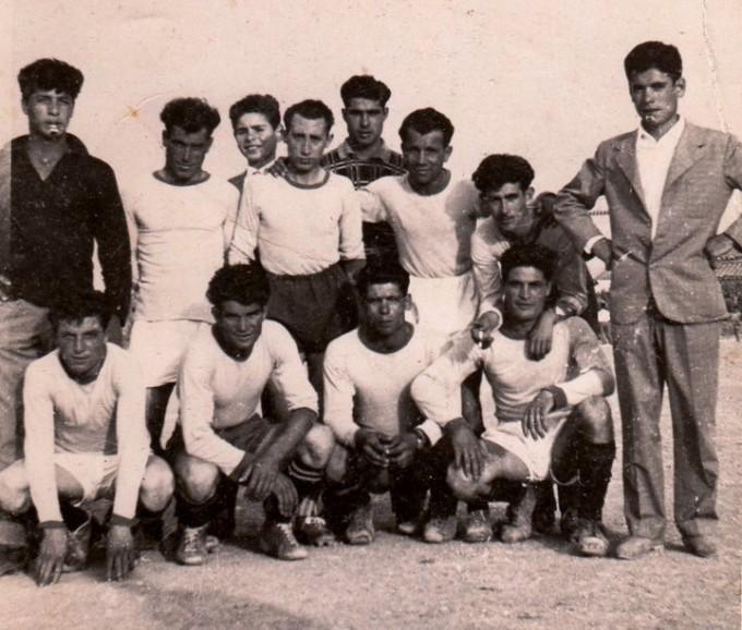 Villasor ACLI 1956