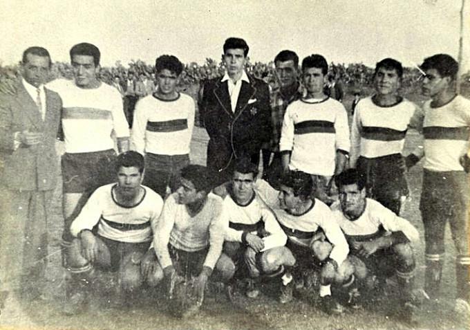 Villasor Juniores 1954-1955