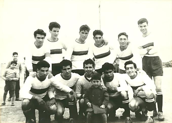 Villasor Juniores 1954-1955 DUE