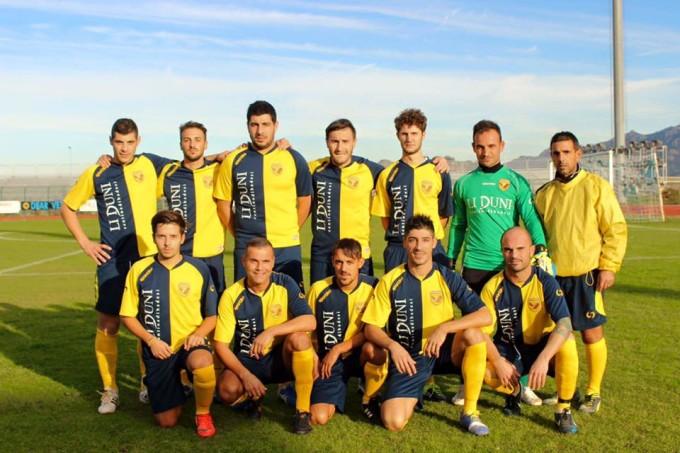 Badesi Calcio '09 · 2015-2016