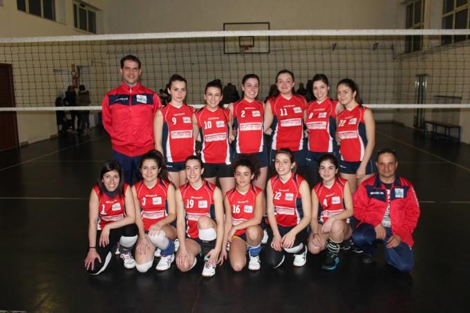 Eureka Volley Tertenia 2015-2016