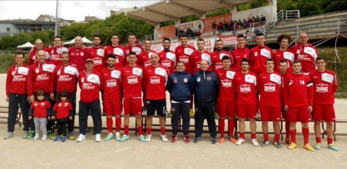 Polisportiva Bonorva · 2015-2016