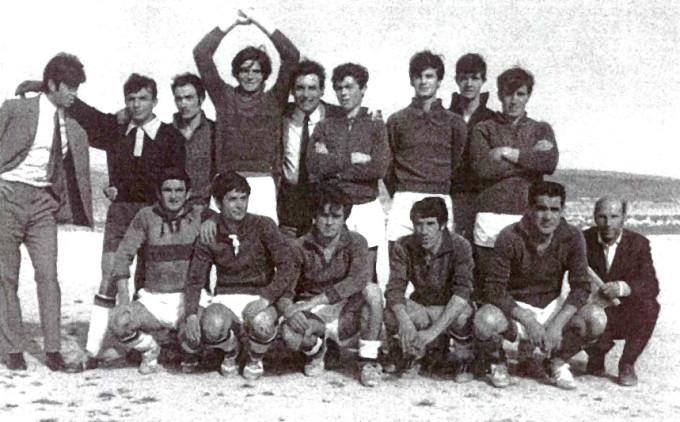 Polisportiva Isili - 1969-1970