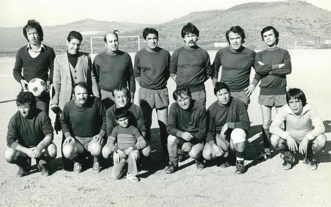 Polisportiva Isili - anni sessanta