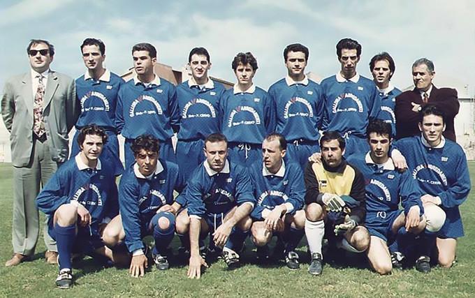 Polisportiva Luogosanto - 1993-1994