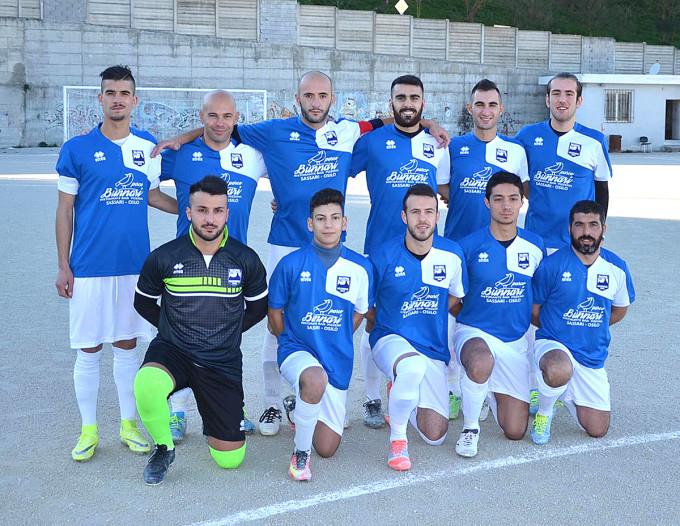 Polisportiva Malaspina · Osilo 2016-2017