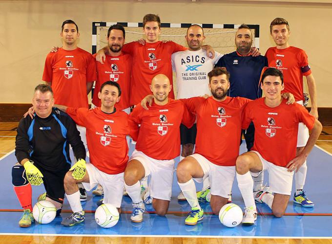 Sanvitese calcio a 5 · San Vito 2016-2017