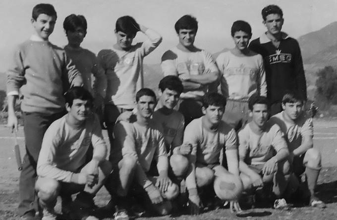 Tertenia Calcio - 1967-1968