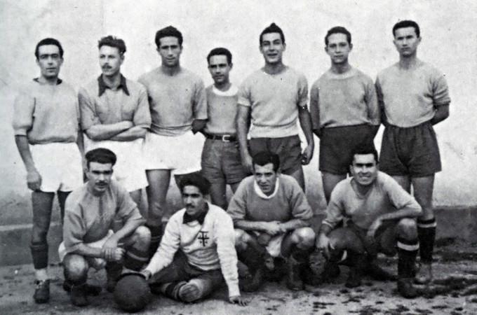 Tharros Calcio - Oristano 1943