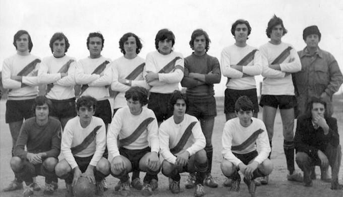 US Luogosanto Juniores - 1971-1972