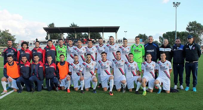 Usinese Calcio · 2016-2017