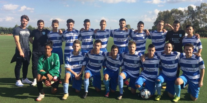 Villacidrese Calcio Juniores 2016-2017