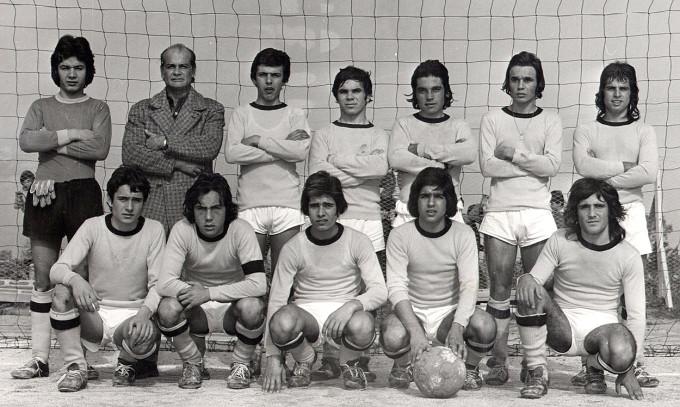 Villasor Juniores 1971-1972