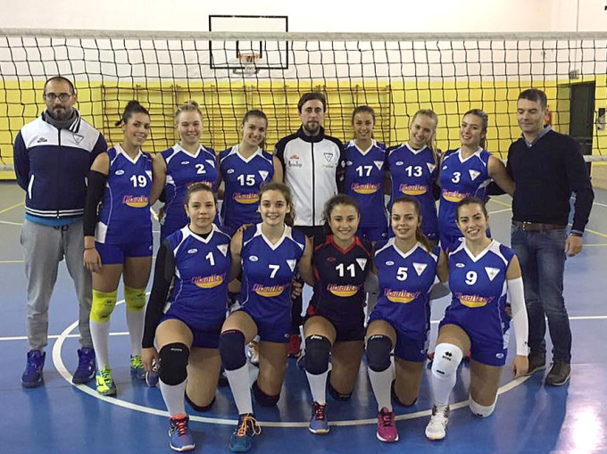 Volley Hermaea Olbia Serie D - 2016-2017