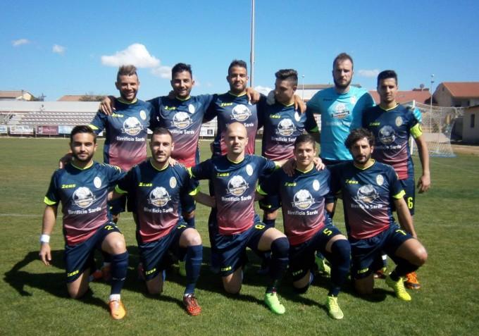 Arborea Calcio 2016-2017
