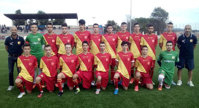 Atletico Uri Juniores 2015-2016