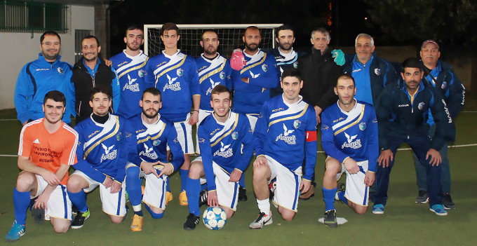 G. S. Forum Traiani · Fordongianus 2015-2016