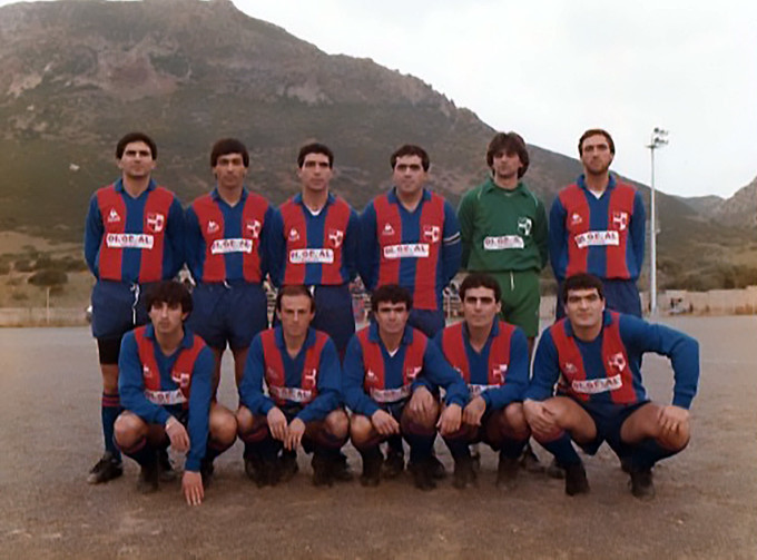 Iglesias Calcio 1985-1986